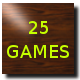 25 Games Played