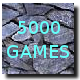 Five Thousand Games Played